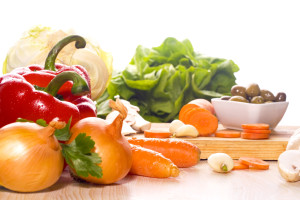 good and healthy vegetables